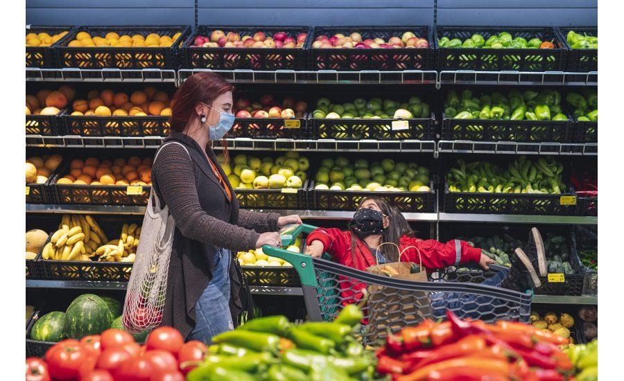 Gs1 us female produce shopper