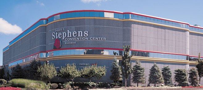 stephens convention center