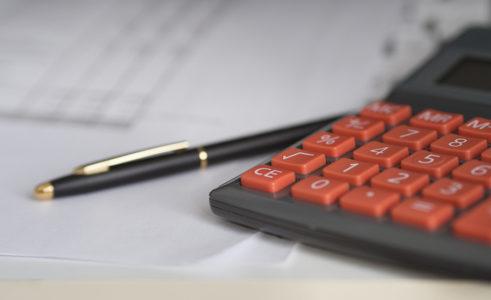 budgeting, numbers, calculator