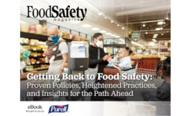 Getting back to food safety