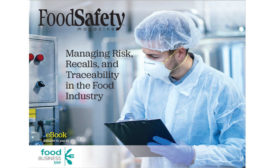 Managing Risk, Recalls, and Traceability in the Food Industry