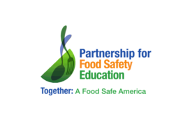 Partnership for Food Safety Education logo
