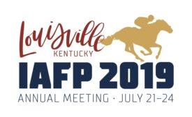 IAFP 2019 logo