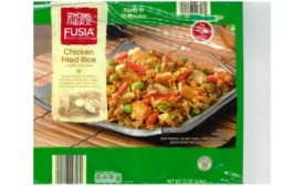 Choice Canning Company, Inc. Recalls Chicken Fried Rice Products Due to Misbranding and Undeclared Allergens FUSIA Aldi