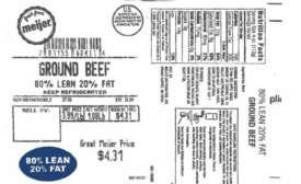 JBS Plainwell, Inc. Recalls Ground Beef Products Due to Possible Foreign Matter Contamination