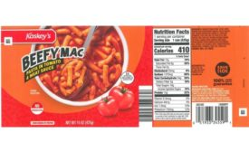 Conagra Brands, Inc. Recalls Canned Beef Products Due to Possible Processing Defect