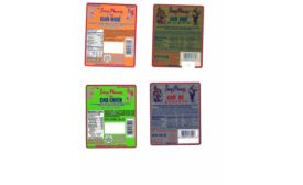 165368 C. Corporation Recalls Pork Products Due to Possible Listeria Contamination