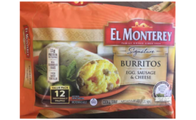 Ruiz Food Products, Inc. Recalls Frozen Sausage Breakfast Burrito Products due to Possible Foreign Matter Contamination