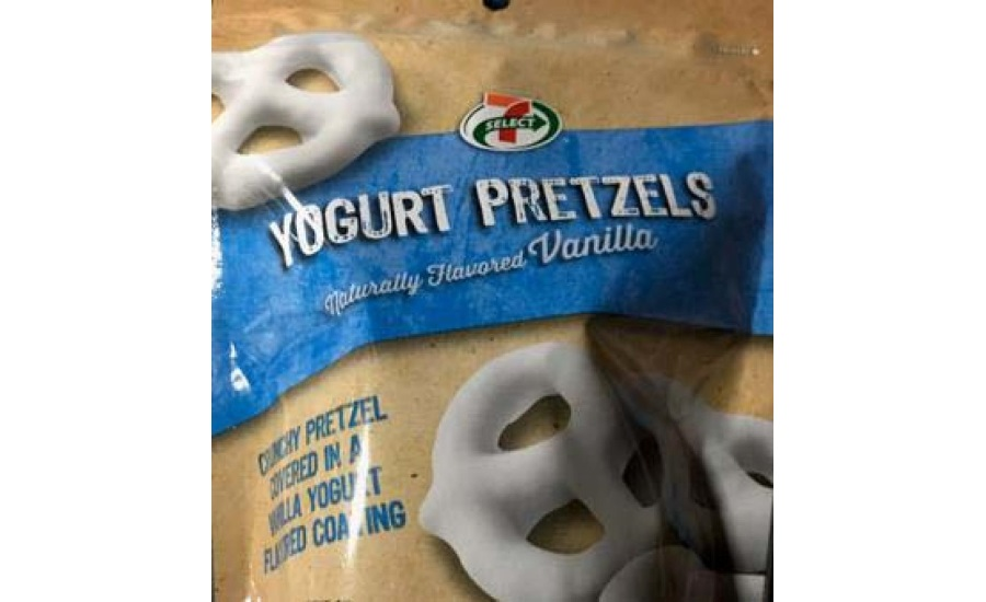 Mount Franklin Foods, LLC dba Azar Nut Company issues allergy alert on undeclared peanuts in 7-Select Yogurt Pretzels