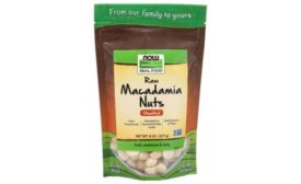 NOW Health Group Inc. voluntarily recalls NOW Real Food Raw Macadamia Nuts because of possible health risk