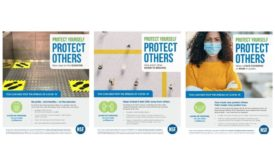 NSF publishes COVID-19 prevention signage for businesses, public gathering places