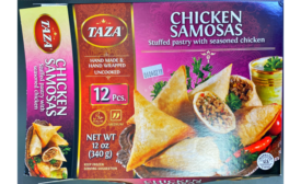 Hafiz Foods, Inc. recalls samosas containing chicken produced without benefit of inspection