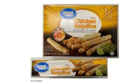 FSIS issues public health alert for meat and poultry taquitos and chimichangas containing FDA-regulated diced green chilies that have been recalled due to possible foreign matter contamination