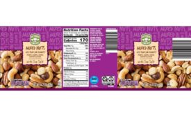 Superior Nut Company issues allergy alert on undeclared brazil nuts in ALDI product