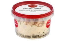 Ukrops Homestyle Foods recalls chicken salad product due to misbranding and an undeclared allergen