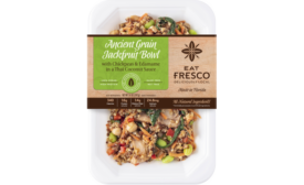 Fresco Foods, Inc. issues allergy alert on undeclared fish (anchovies) in Ancient Grain Jackfruit Bowl