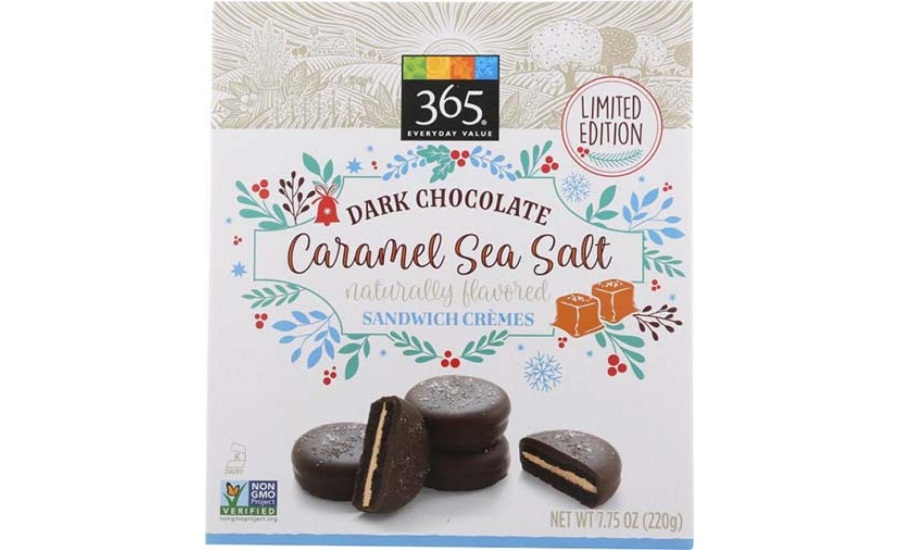 Allergy Alert Issued Due to Undeclared Milk or Coconut in 365 Everyday Value Dark Chocolate Sandwich Cremes