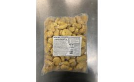 Corinthian Foods Recall 5 Lb Bags of Uncooked Sweet Potato Crusted Alaska Nuggets 1 Oz. Due to Mislabeling