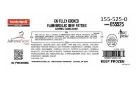 AdvancePierre Foods, Inc. Recalls Frozen Beef Patties due to Possible Foreign Matter Contamination