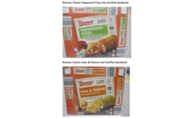 J&J Snack Foods Handhelds Corp. Recalls Stuffed Sandwich Products due to Possible Foreign Matter Contamination