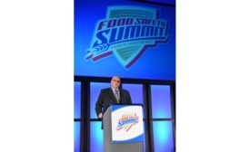 COVID-19 to take center stage at Food Safety Summit in October