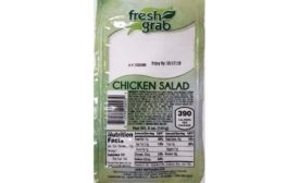 Lipari Foods Issues Recall of Bulk Chicken Salads and Chicken Salad Sandwiches Due to Potential Contamination of Listeria Monocytogenes