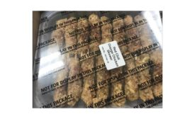 Custom Made Meals, LLC Recalls Chicken Skewer Products Due to Misbranding and Undeclared Allergens
