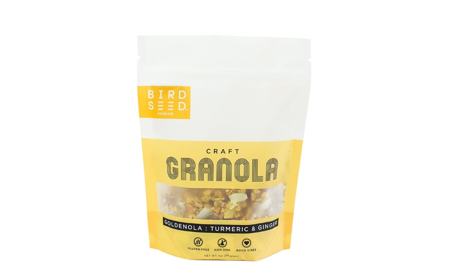 Birdseed Food Co. Issues Allergy Alert on Undeclared Cashews in Craft Granola Goldenola Turmeric & Ginger