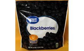 Alma Pak Voluntarily Recalls Frozen Blackberries Due to Possible Health Risk of Norovirus