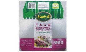 Jennie-O Turkey Store Sales, LLC Recalls Raw Ground Turkey Products due to Possible Salmonella Reading Contamination