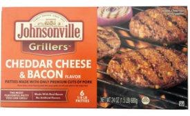 Johnsonville, LLC Recalls Raw Ground Frozen Cheddar Cheese and Bacon Flavored Pork Patty Products Due to Possible Foreign Matter Contamination