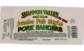 FSIS Issues Public Health Alert for Raw Pork Products Due to Misbranding and an Undeclared Allergen