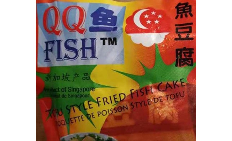 Great One Trading Inc. Issues Allergy Alert on Undeclared Egg in Fish Cakes