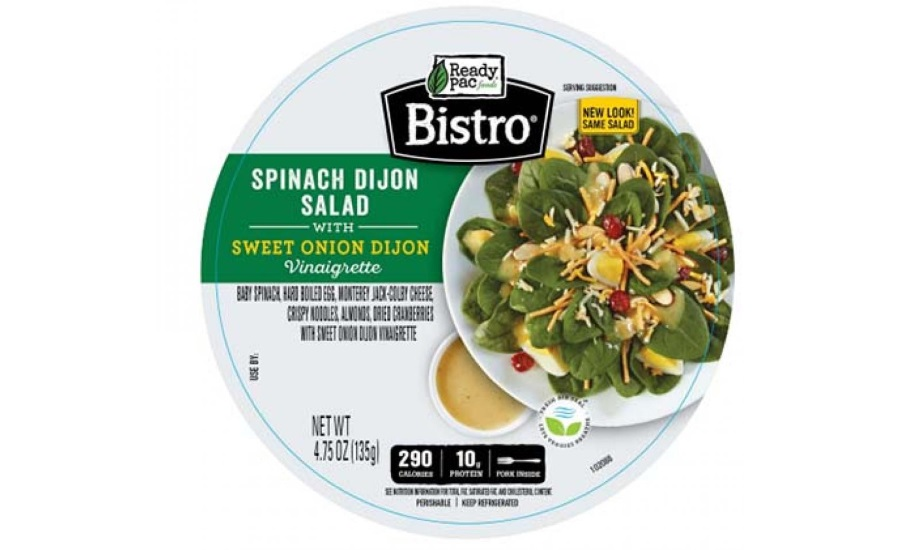 Missa Bay LLC Issues Allergy Alert and Recall on Mislabeled Salad Product