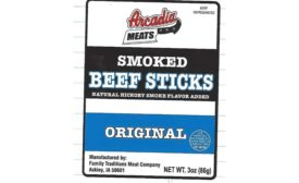 Family Traditions Meat Company Recalls Ready-to-Eat Meat Stick Products Due to Misbranding and an Undeclared Allergen