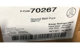 K2D Foods Recalls Raw Ground Beef Products Due to Possible E. coli O103 Contamination