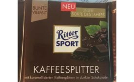 Stark Group International Issues Allergy Alert on Undeclared Milk Allergens in Ritter Sport KAFFEESPLITTER - 3.5 Ounce /100 Gram