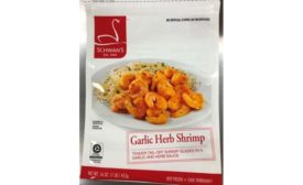 Fisherman's Pride Processors Issues Recall of Shrimp Product Due to Misbranding and Undeclared Milk and Soy Allergens