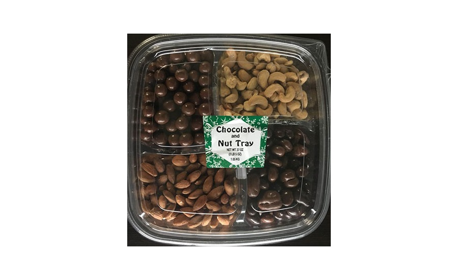 First Source Issues Allergy Alert on Undeclared Pecan and Cashew in Chocolate and Nut Tray
