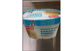 Weis Markets Issues Recall for Undeclared Egg Allergen In WQ Banana Puddin Ice Cream