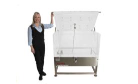 FlexPak Leak Detectors Inc. Acrylic Vacuum Chambers