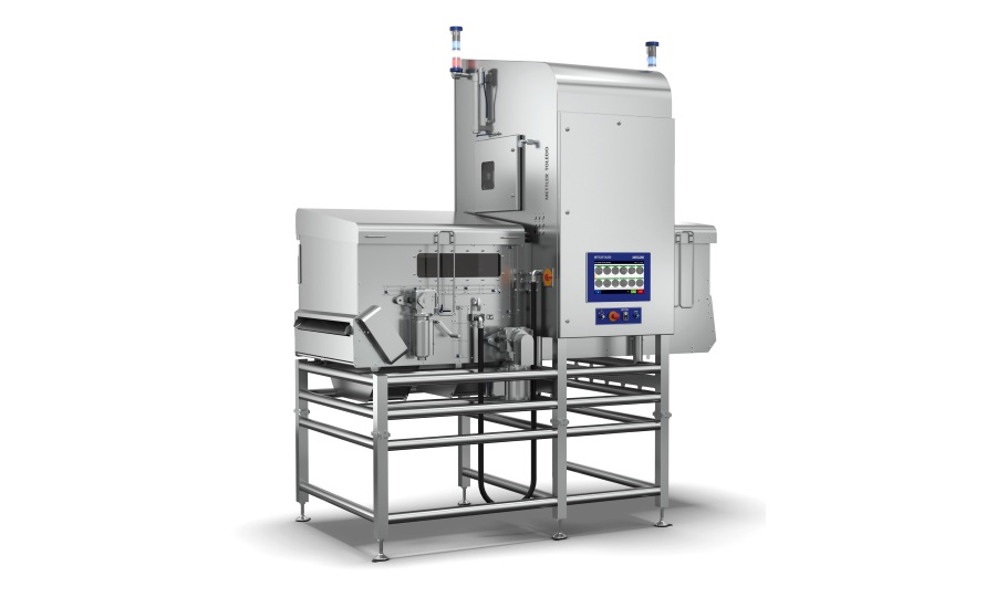 Mettler Toledo X39 X-ray Inspection System conducts ten product integrity checks in one inspection pass