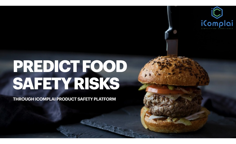 iComplai launches digital platform for food safety risk prediction