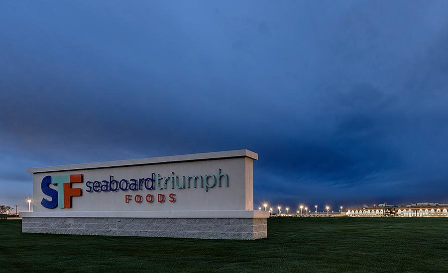 Food quality, employee safety reign supreme at Seaboard