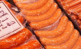 Packaged Sausages