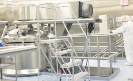 cleaning processing equipment