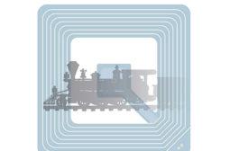 Train in Food Traceability Sticker