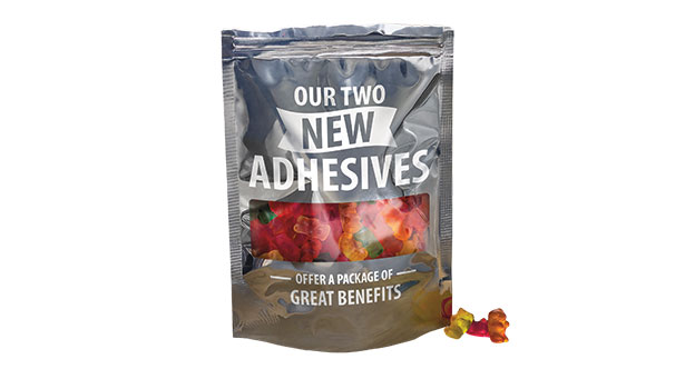 adhesives in food packaging