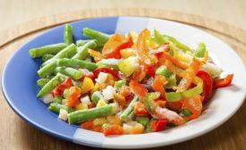 default frozen vegetables