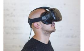 default virtual reality